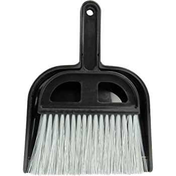 Detailer's Choice 4B3208 Broom and Dust Pan, 1 Pack