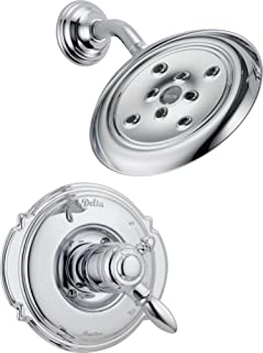 Delta T17255-H2O Victorian Monitor 17 Series Shower Trim, Chrome