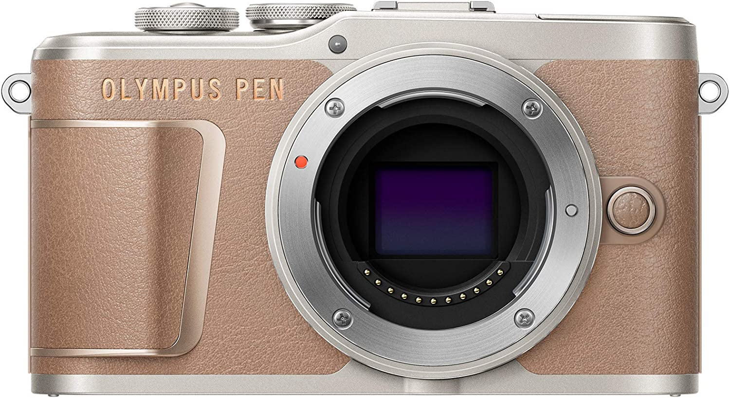 Max 47% OFF Olympus Long-awaited PEN E-PL10 Brown
