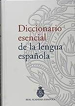 Diccionario esencial de la lengua española (NUEVAS OBRAS REAL ACADEMIA)
