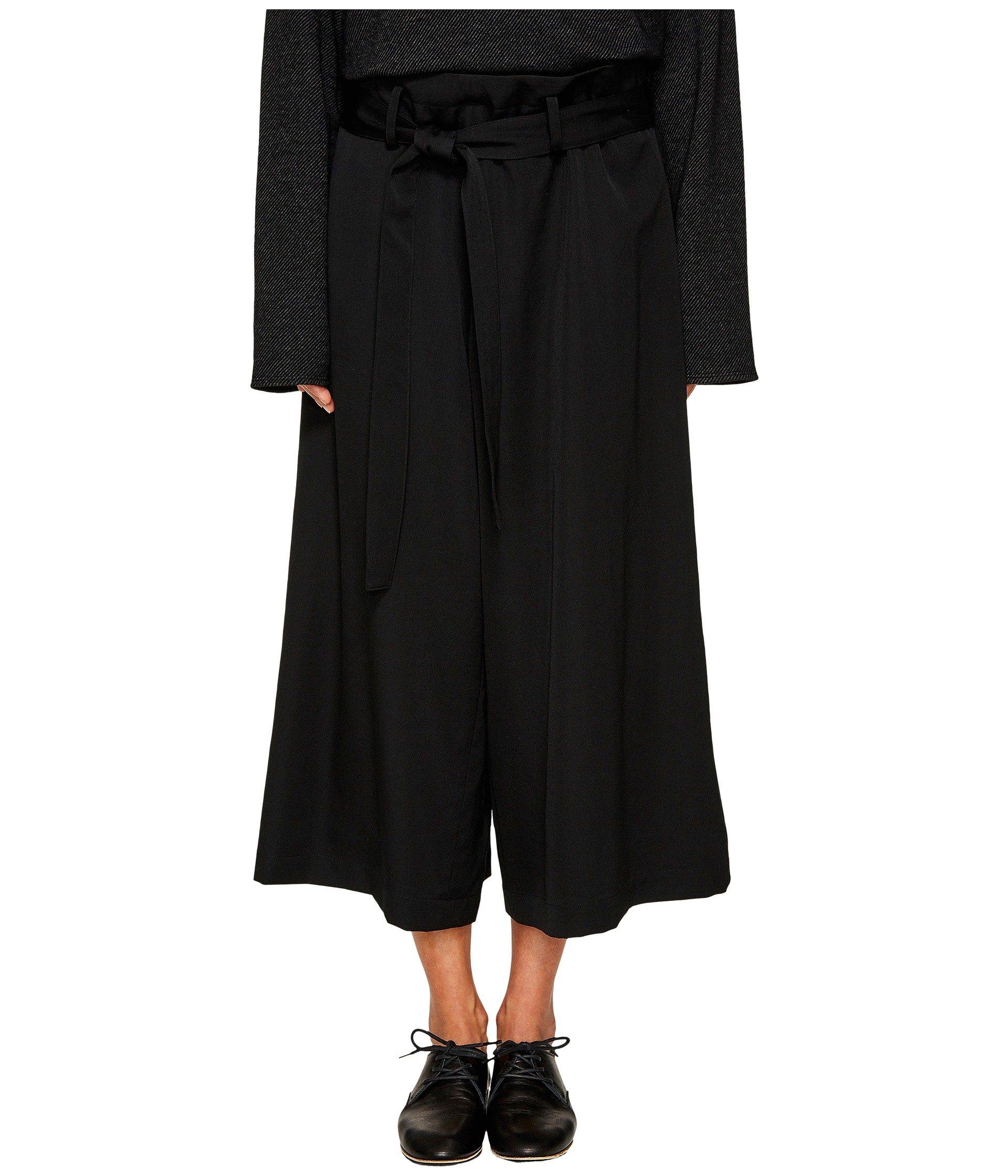 Pantalón para Mujer Yand#39;s by Yohji Yamamoto Belted Palazzo Pants  +