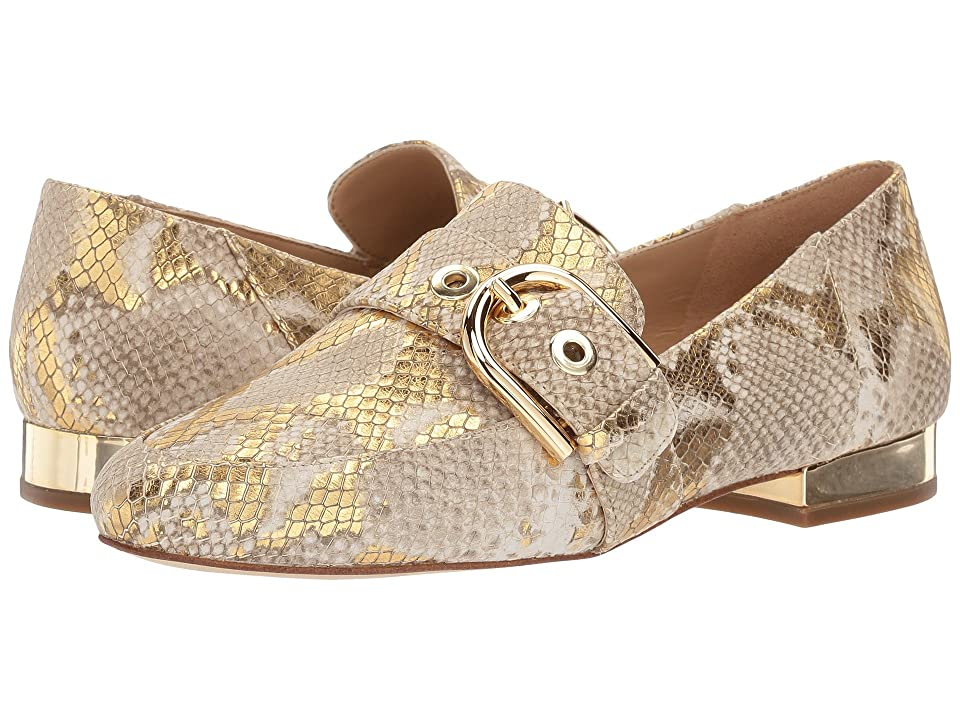 MICHAEL Michael Kors Cooper Slipper (Natural/Gold) Women