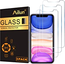 Ailun Glass Screen Protector Compatible for iPhone...