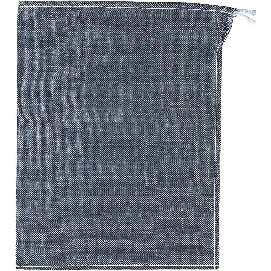 単独で取り扱い申し込むTRUSCO(トラスコ) 強力カラー袋 ブラック (1S(袋)=10枚入) TKB4862BLA
