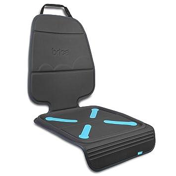 Munchkin Brica Elite Seat Guardian Car Seat Protector, Crash Test Approved, Dark Grey, 1 Pack: image