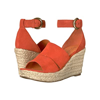 Matisse Cha Cha Wedge (Fire) Women