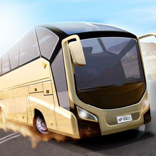Moderne Stadt Tourist Bus Simulator 3D: Pick & Drop Fahrgäste beim Fahren Parkplatz Racing Transport Abenteuer Spiele kostenlos für Kinder 2018