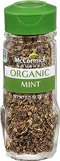 McCormick Gourmet All Natural Mint, 0.25 oz