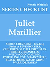 Juliet Marillier - SERIES CHECKLIST - Reading Order of SEVENWATERS, CHILDREN OF THE LIGHT ISLES, BRIDEI CHRONICLES, WILDWOOD DANCING, WHISTLING TOR, SHADOWFELL, BLACKTHORN & GRIM, WARRIO