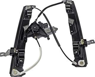 Dorman 751-217 Front Driver Side Power Window Regulator and Motor Assembly for Select Lincoln Models
