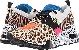 Leopard/Orange