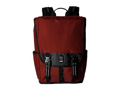 Chrome Soma Pack (Brick/Black) Bags