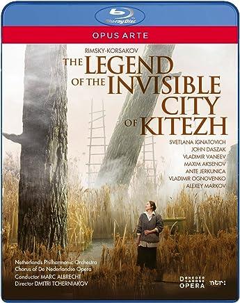 Legende von der unsichtbaren Stadt Kitesch