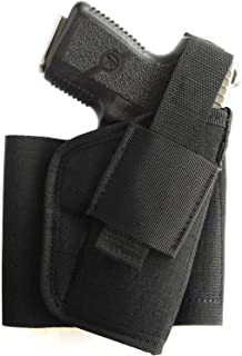 Active Pro Gear Ankle Holster for Gun Concealed Carry - Repeller Carry   Conceal Carry in Boot   Around Leg Calf Holsters   Glock 42, S&W Shield, Ruger LCP, SIG P365   Made in USA