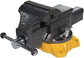 Olympia Tools Mechanic's Bench Vise 38-615, 5 Inches, multicolor