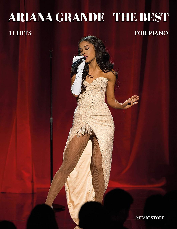 バンガロー選択ストレスAriana Grande The Best For Piano (English Edition)