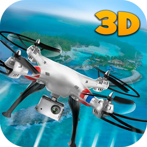 Quadcopter Drone Simulator 3D: Control Multirotor City Flight| Copter Robot Drone Flying RC Simulator | City Skylines: Drone Flight Simulator 3D