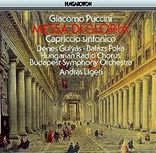 Puccini: Messa Di Gloria / Capriccio Sinfonico