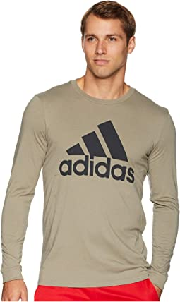 2e81f8090e Cross up long sleeve tee, adidas at 6pm.com
