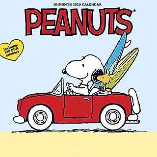 Peanuts 2020 Square Wall Calendar