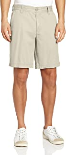 "IZOD Men's Saltwater 10.5"" Flat Front Chino Short"