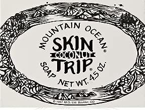 Mountain Ocean Skin Trip Coconut Soap, 4.5 Ounce