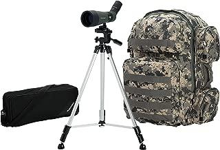 Celestron LandScout 60MM Spotting Scope Backpack Kit, Green (52325)