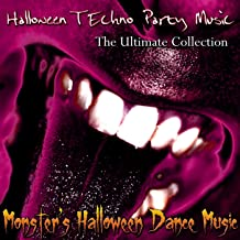 Halloween Techno Party Music - The Ultimate Collection