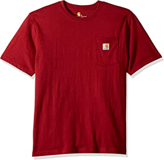 Men's K87 Workwear Pocket Short Sleeve T-Shirt (Regular and Big & Tall Sizes)