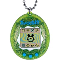 Deals on Tamagotchi Electronic Game Green Glitter