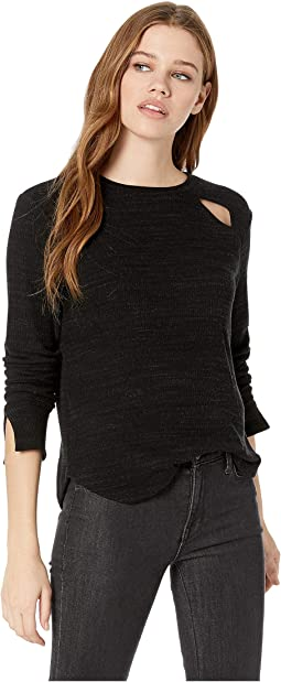 Range Slub Sweater Top