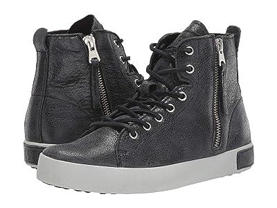 Blackstone High Top Zip Boot KL57 (Black Cavier) Women