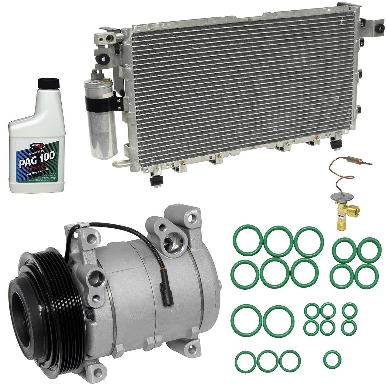 Universal Air Conditioner KT 1011B A/C Compressor/Component Kit