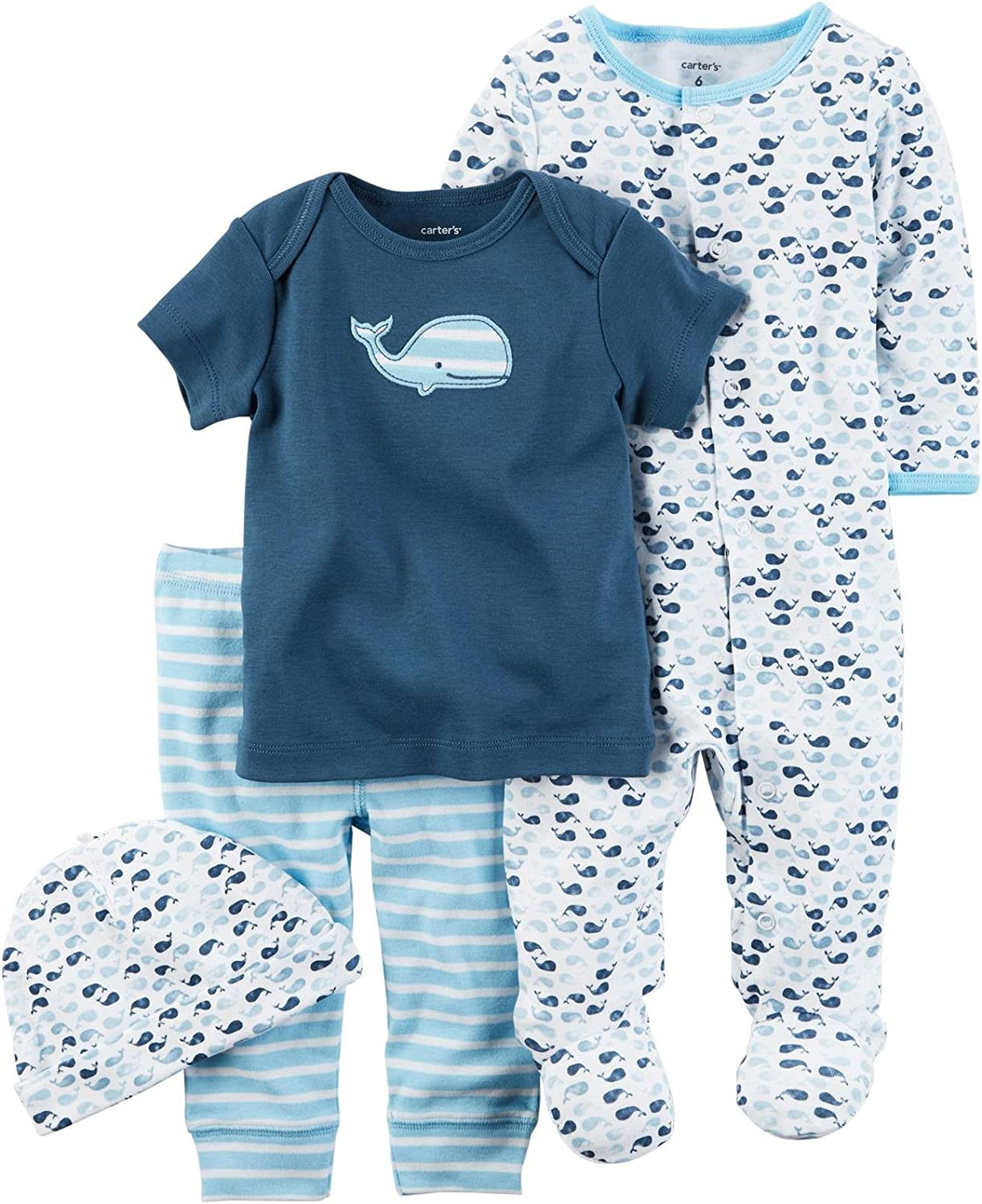 Carters Baby Boys Multi-pc Sets 126g585
