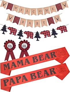 Best plaid baby shower decorations Reviews