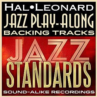 Hal Leonard Jazz Play-Along Backing Tracks: Jazz Standards