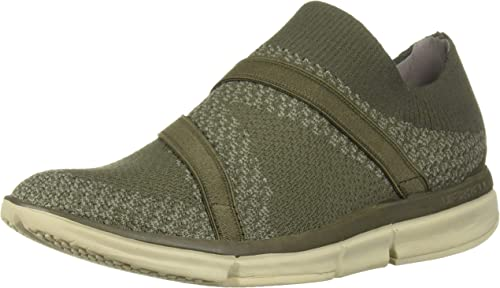 Merrell Wohombres Zoe Sojourn Knit Q2 Turnzapatos, Dusty Olive, 7 M US