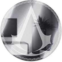 Paladone Officially Licensed Assassin's Creed Merchandise- Crest Logo Decorative Collectible Mirror