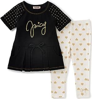 Juicy Couture 女童裤子 2 件套