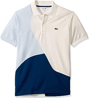 Lacoste Mens Short Sleeve 2 Ply Pique 37.5 Polo Shirt