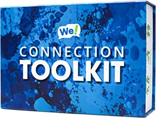 We! Connection Toolkit - Comprehensive Product Bundle for Team Building, Communication, and Creative Connections in The Wo...