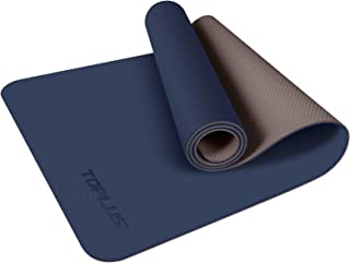 TOPLUS Yoga Mat, Non-Slip Texture Pro Yoga Mat Eco Friendly Exercise & Workout Mat with Carrying Strap - for Yoga, Pilates...