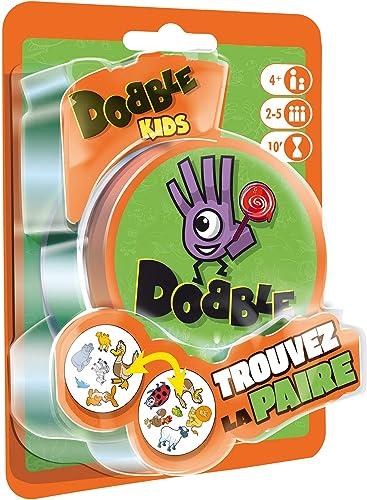 Dobble Kids - Asmodee - Jeu de société - Jeu de cartes - Jeu d'observation
