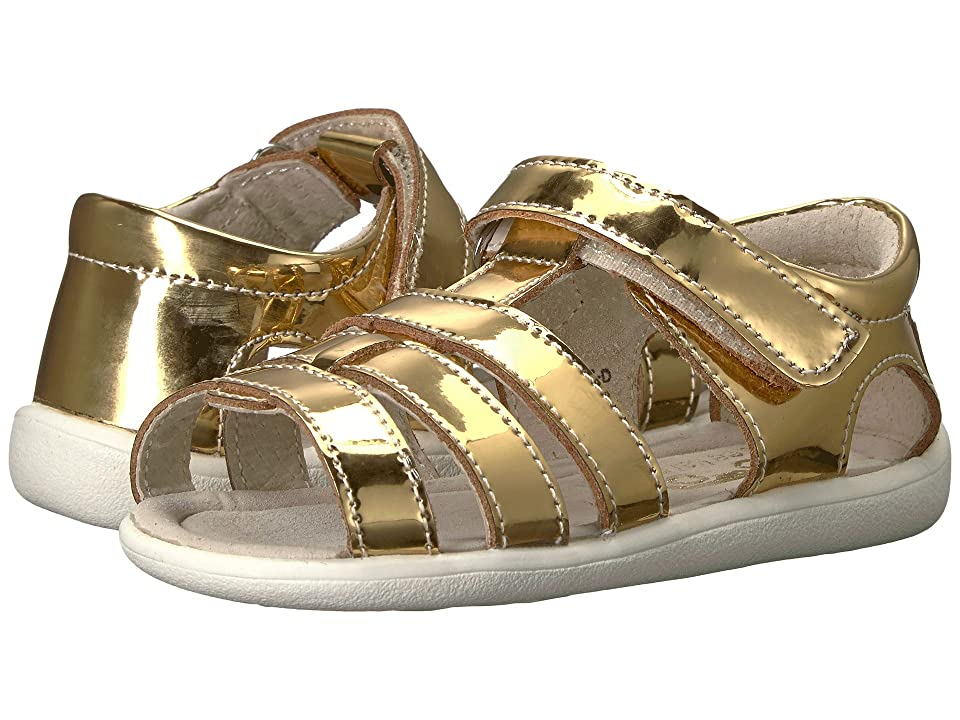 See Kai Run Kids Fe (Toddler) (Gold) Girls Shoes