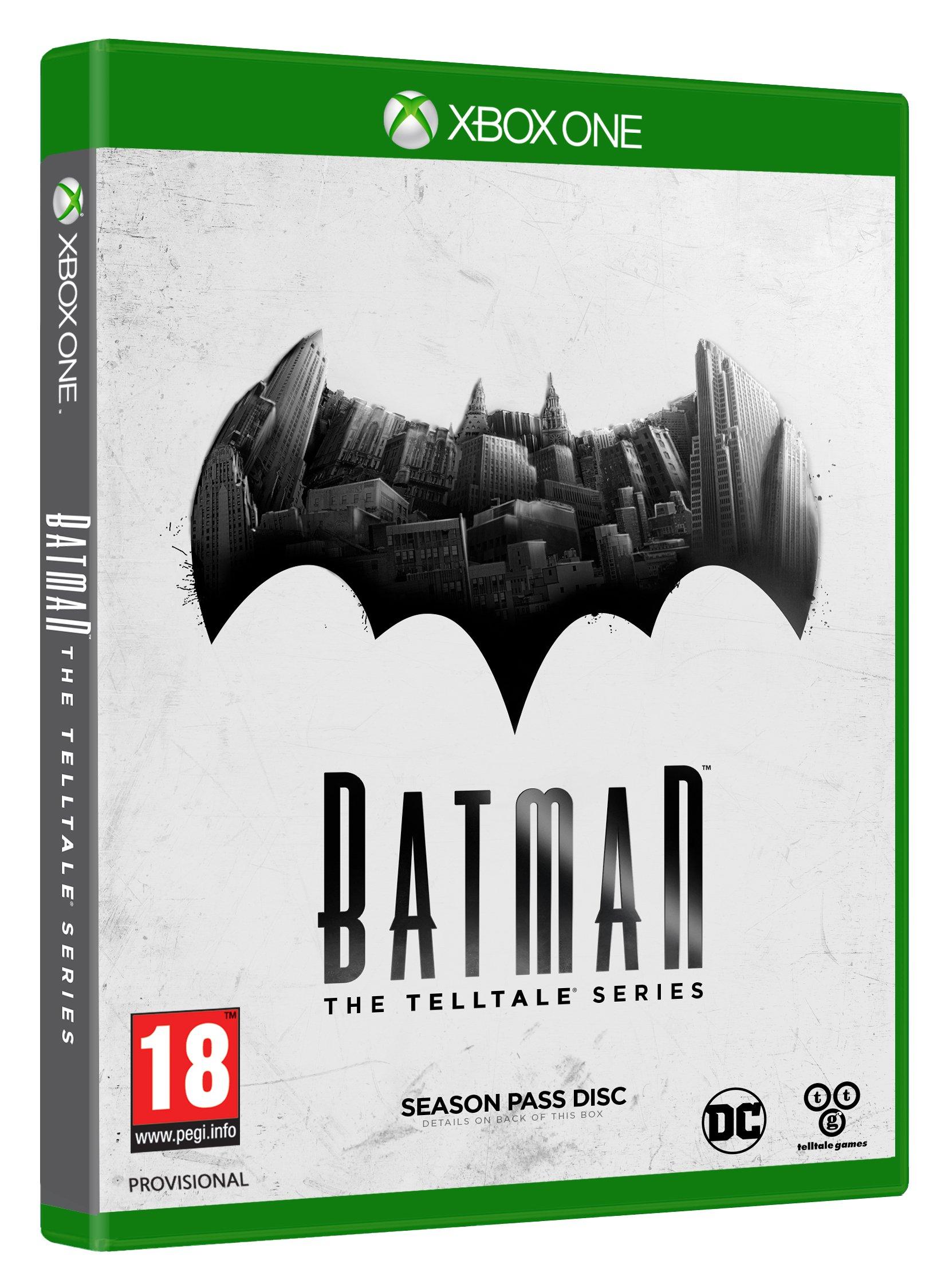 Batman: The Telltale Series [Importación Inglesa]: Amazon.es: Videojuegos
