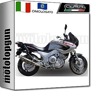 GPR - Tubo de Escape Hom TRIOVAL Yamaha TDM 850 2001 01