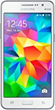 Samsung Galaxy Grand Prime Dual Sim Factory Unlocked Phone - Retail Packaging - White (International Version)