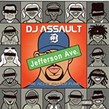 Jefferson Ave. (Dirty) [Explicit]