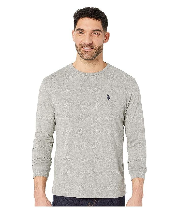 U.S. POLO ASSN. Long Sleeve Crew Neck T-Shirt