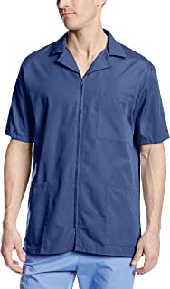 Cherokee Workwear Scrubs Mens Zip Front Jacket
